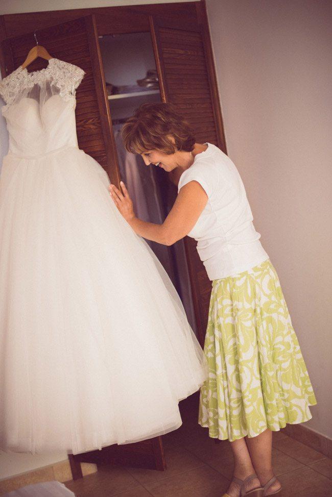 Adri és András esküvője