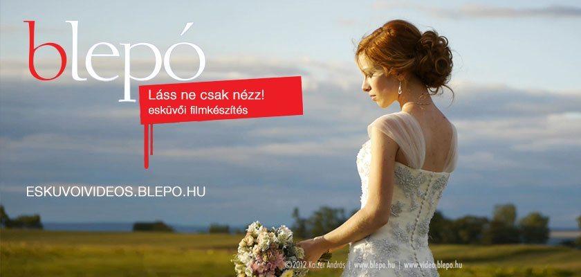 Partnereink - Blepo esküvői videókészítés - Pictorial esküvő fotó