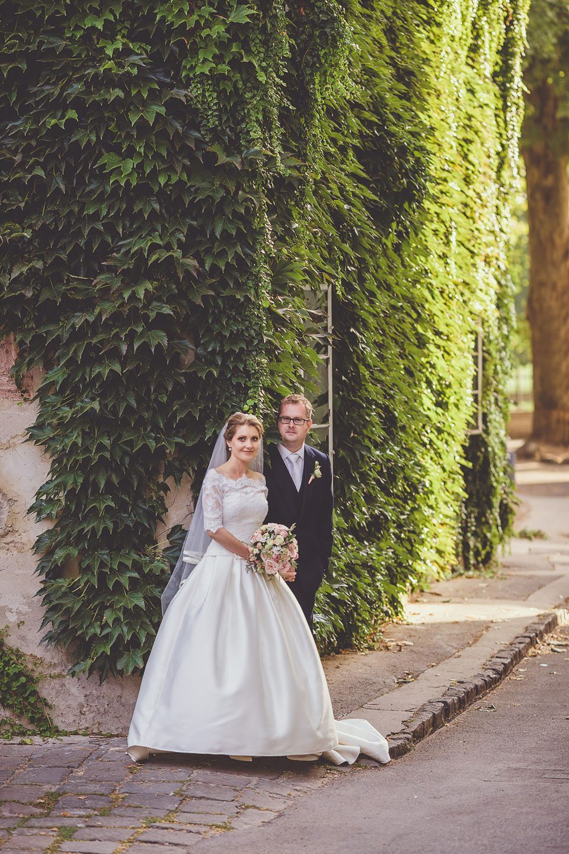 Esküvő fotózás Esztergomban a Bazilikában